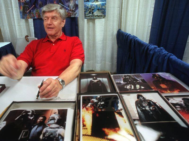 Actor Dave Prowse, the original Darth Vader from the Star Wars Trilogy, has died aged 85.